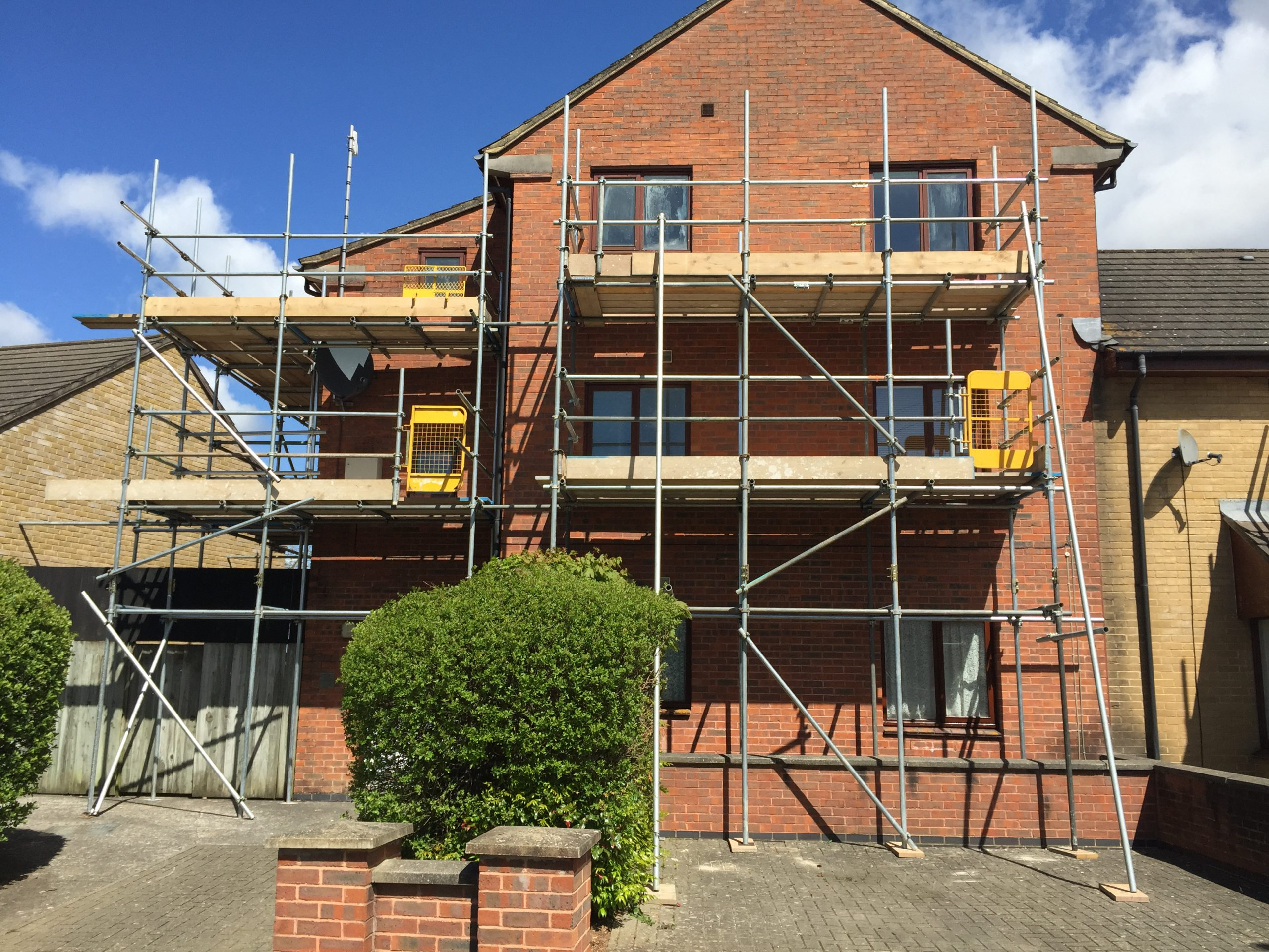 domestic scaffold